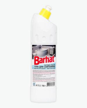 Чистящее средство Гель БАРХАТ для сантехники с щавелевой кислотой