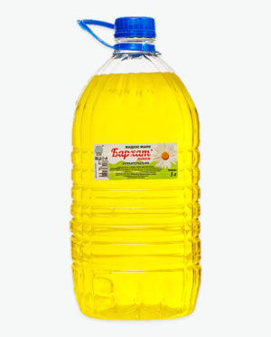 Мыло жидкое антибактериальное БАРХАТ ЭКОНОМ Ромашка