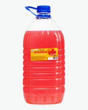 Крем-мыло антибактериальное БАРХАТ Грейпфрут
