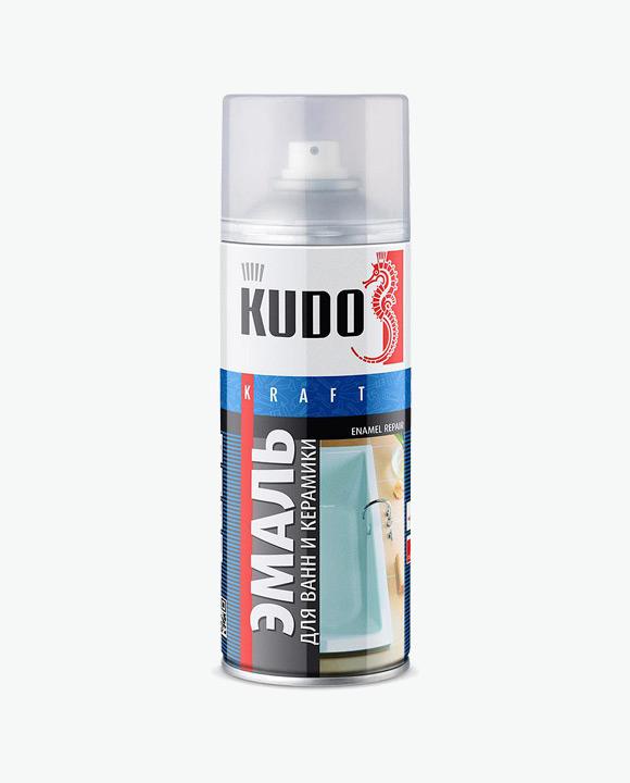 Эмаль для реставрации ванн и керамики KU-1301