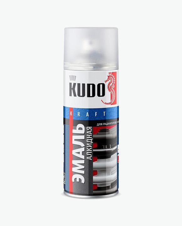 Эмаль для радиаторов отопления KU-5101