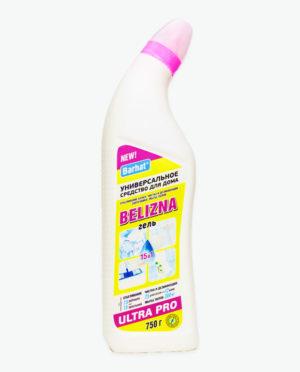 Чистящее и дезинфицирующее средство с отбеливающим эффектом Гель УЛЬТРА БАРХАТ БЕЛИЗНА