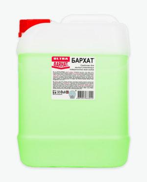 Чистящее средство для мытья стеклянных поверхностей УЛЬТРА БАРХАТ