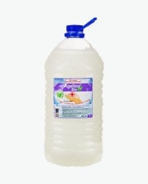 Мыло жидкое АГЕЛИНА Белое перламутровое