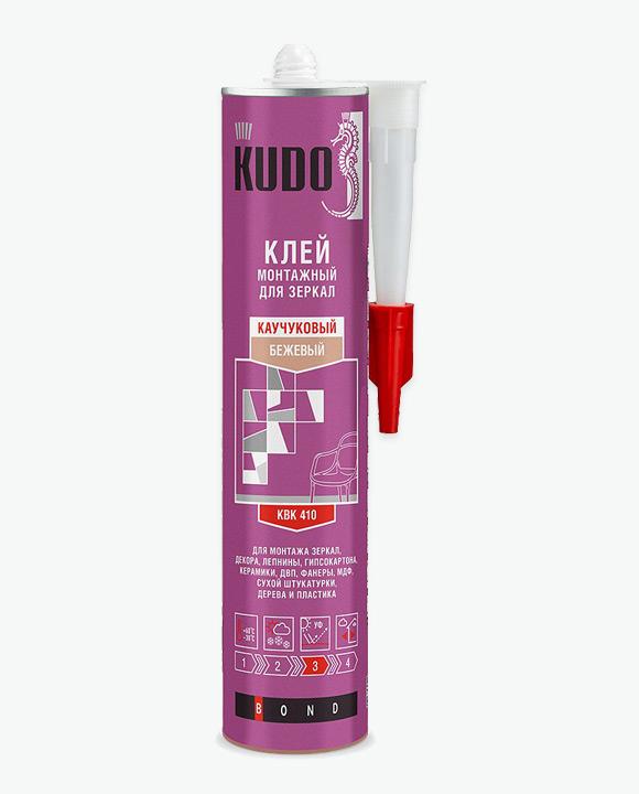 Универсальный монтажный клей для зеркал на каучуковой основе «жидкие гвозди» KUGRUB300UM