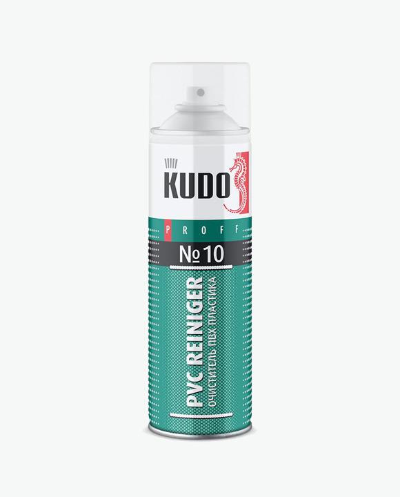 Очиститель пластика ПВХ №10 KUPP06PVC10