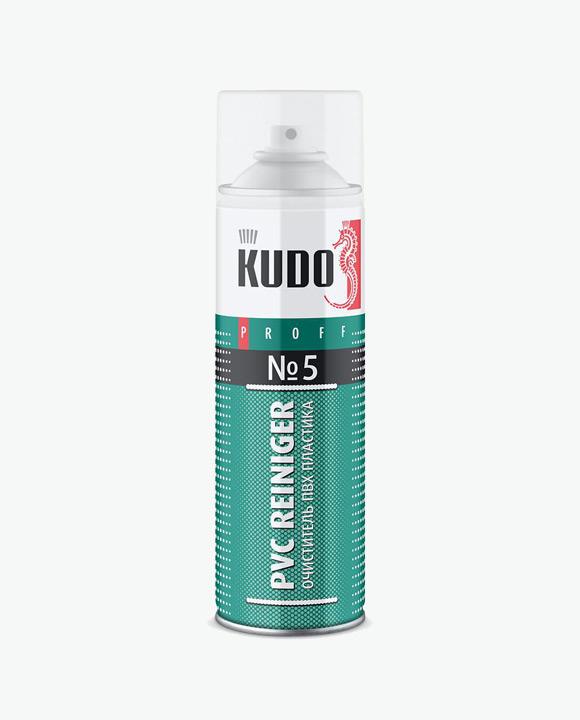 Очиститель пластика ПВХ №5 KUPP06PVC05