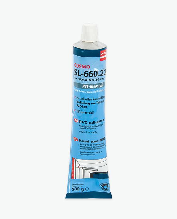 Клей Cosmofen жидкий пластик, цвет белый, 200 г WSWCM00012