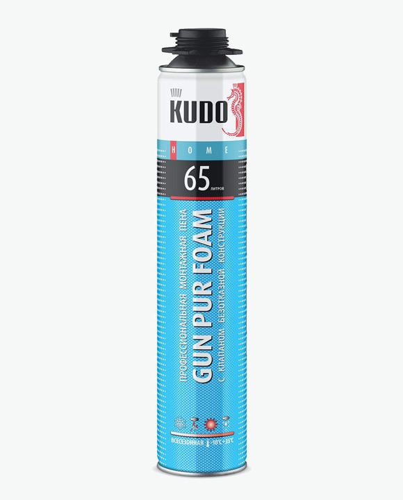 Пена монтажная профессиональная всесезонная HOME 65 KUPHP10U65