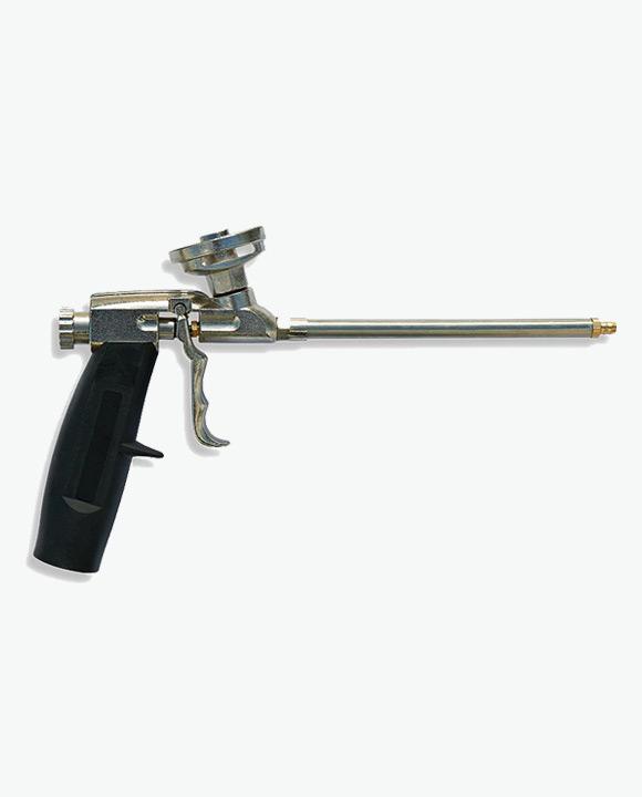 Профессиональный пистолет для монтажной пены и клея KUDO BASE KUPGUN01