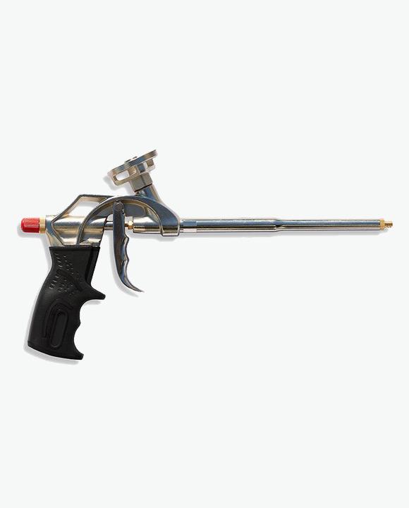 Профессиональный пистолет для монтажной пены и клея KUDO CLASSIC BALANCE KUSGUN11